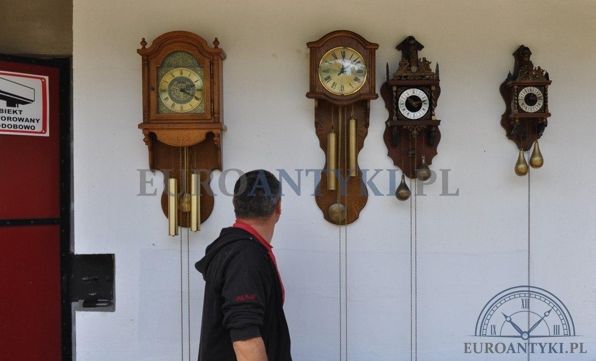 stare zegary antyki